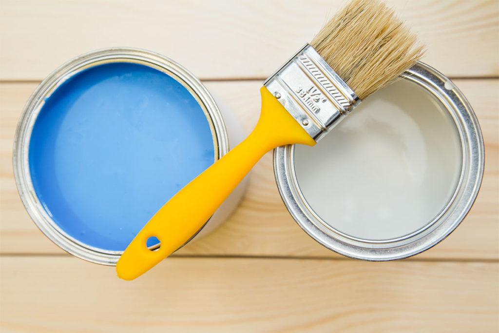 Recouvrir carrelage avec peinture