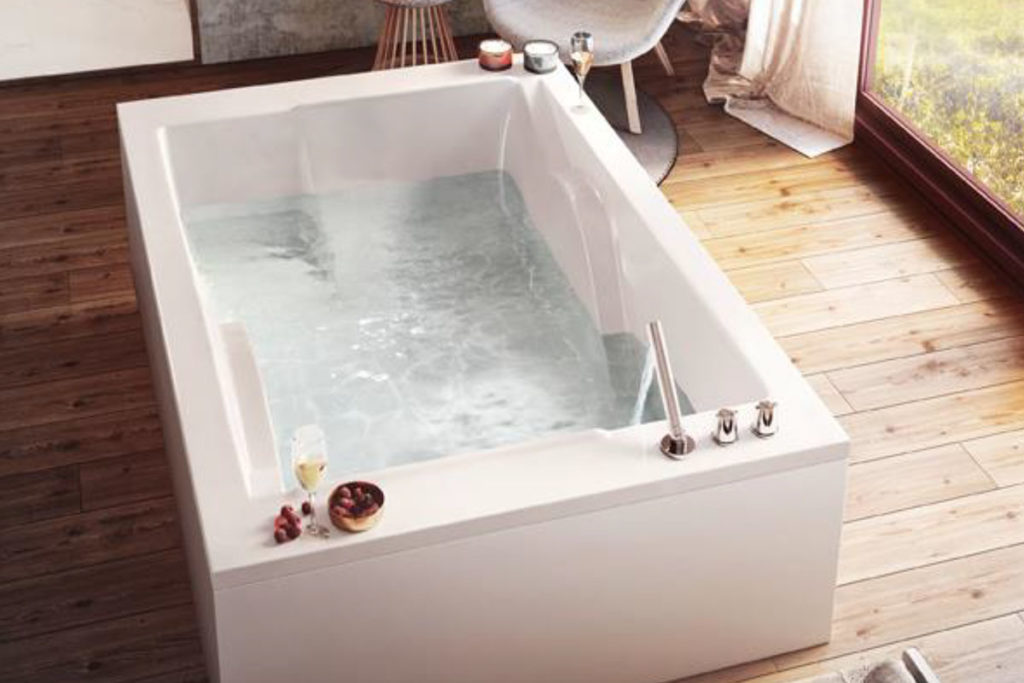 taille baignoire